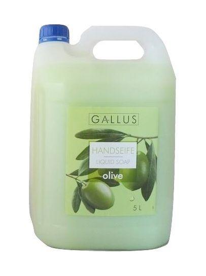 Жидкое мыло 5 л Olive Gallus 4251415300681