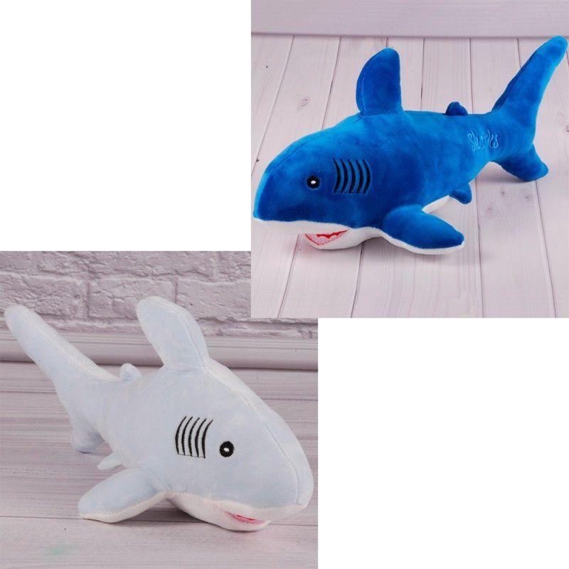 Мягкая игрушка Копиця Акула Тьома 25015-1 30 см