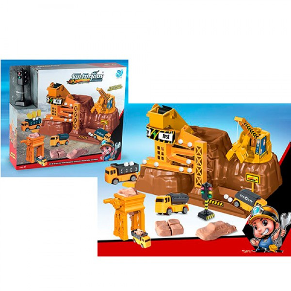 Игровой набор гараж ББ 9977-35