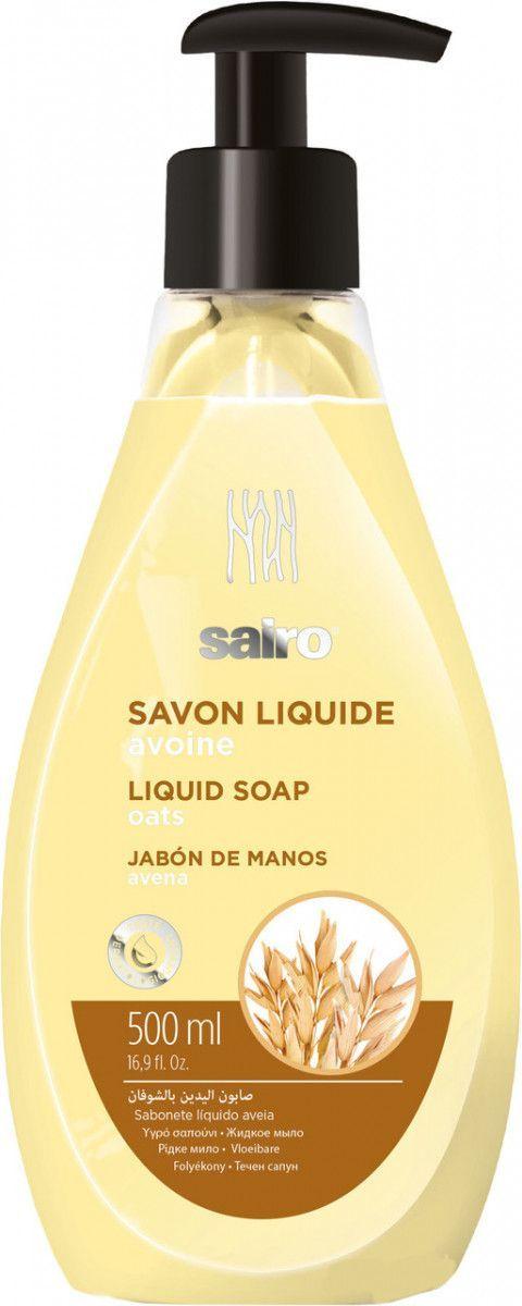 Жидкое мыло 500 мл Овес Sairo 8414227058607