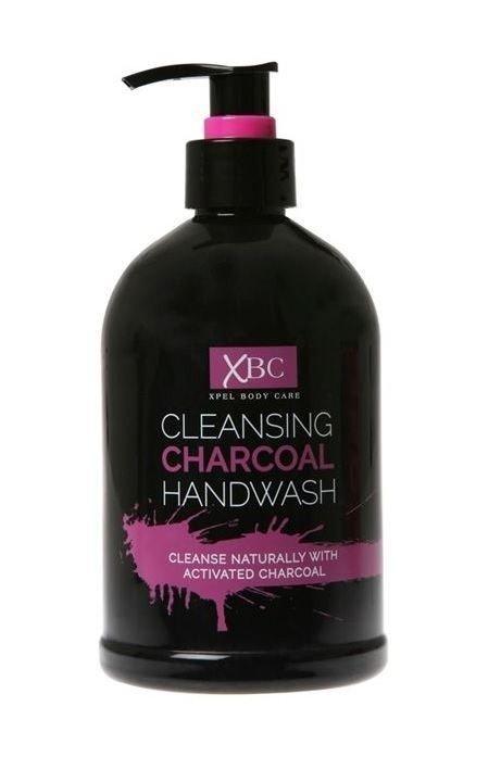 Жидкое мыло 500 мл Cleansing Charcoal Handwash 5060120168689