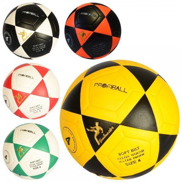 Мяч футбольный Profi MS-1936 4 размер