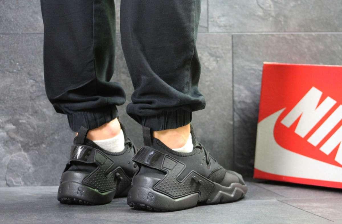 341c4e1b5 Купить сейчас - Кроссовки мужские черные Nike Air Huarache 7106: 1 ...