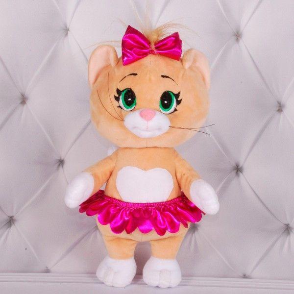 Мягкая игрушка Копиця Cats 3 00074-3 30 см