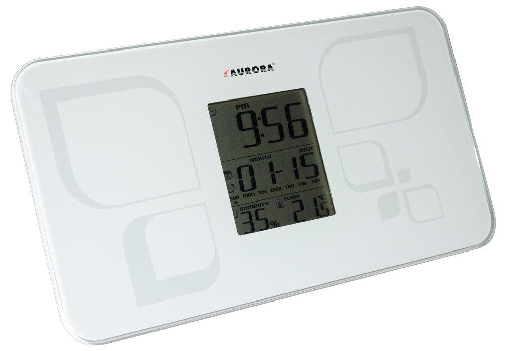 Весы напольные метеостанция Aurora 303AU
