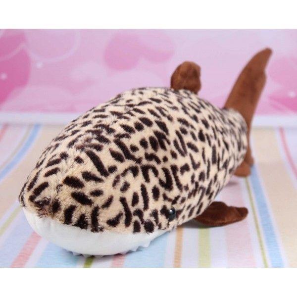 Мягкая игрушка Копиця Акула леопардовая 00596-5 55x12x12 см