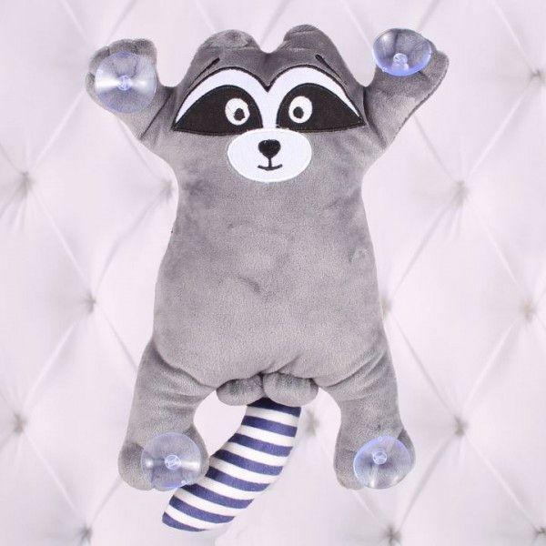 Мягкая игрушка на присосках Копиця Енот 00284-16 29 см