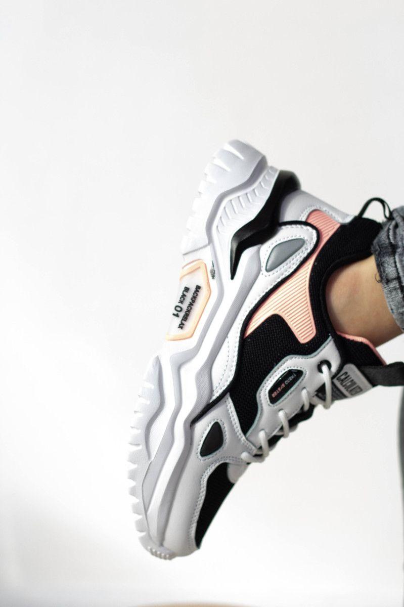 Кроссовки женские Fashion Avalance 2521 38 размер 24 см Белые