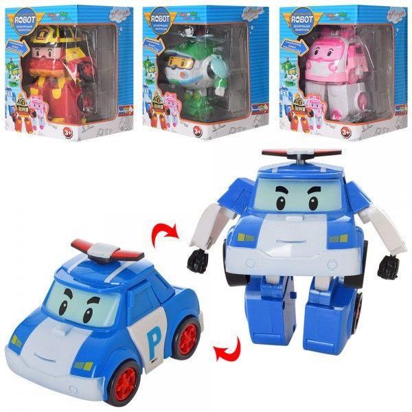 Робот-трансформер ББ 83608 10 см