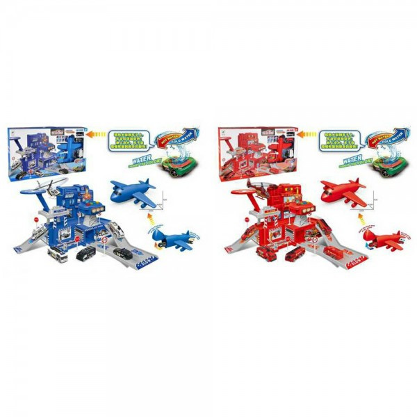 Игровой набор гараж ББ 660-A295-296