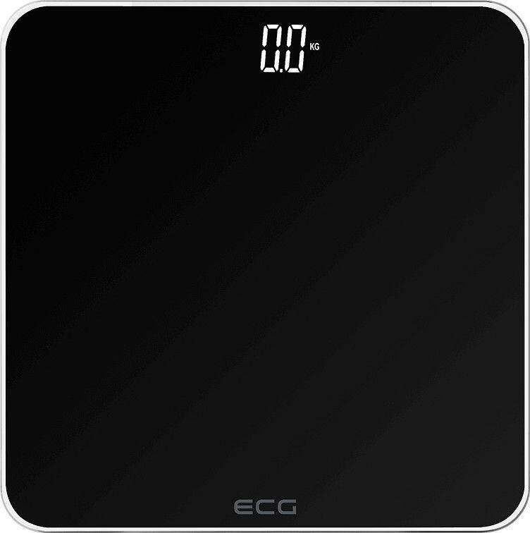 Весы напольные Ecg OV-1821-Black 180 кг черные