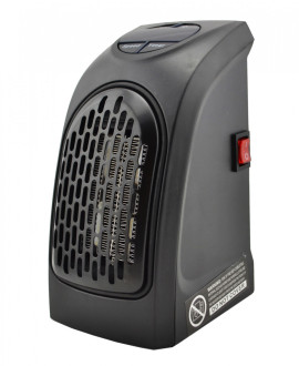 Термовентилятор UKC Handy Heater Black #S/O