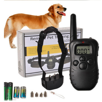 Ошейник для дресировки собак Remote Dog Training (0748) #S/O