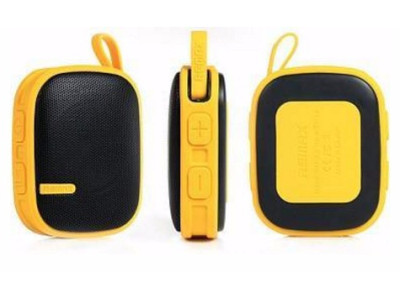 Bluetooth акустика RB-X2 Yellow Remax 150802