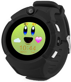 Смарт-часы UWatch GW600 Kid smart watch Black #I/S