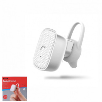 Bluetooth гарнитура Remax RB-T18-White