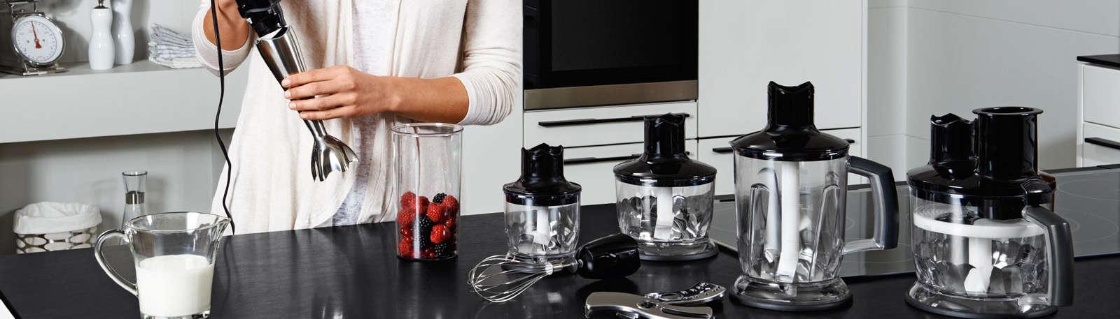 блендер на кухне фото