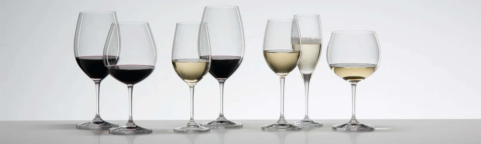 бокалы для вина фото