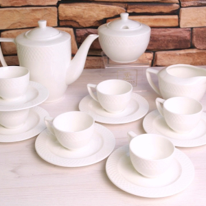 чайный сервиз фарфор фото