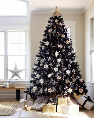 красивая елка домой фото