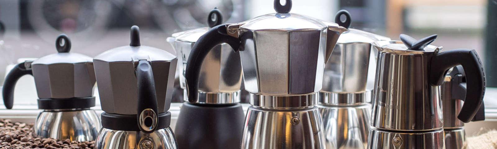 гейзерные кофеварки фото