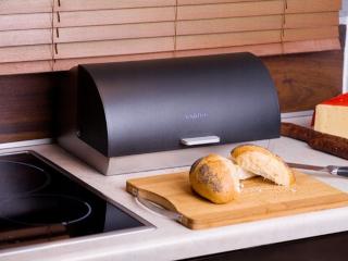 хлебница на кухне фото