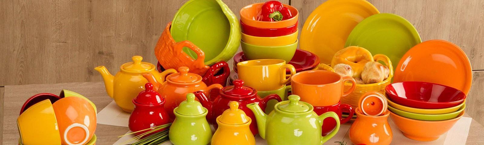 керамическая посуда фото