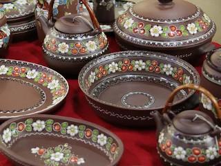 посуда керамика фото