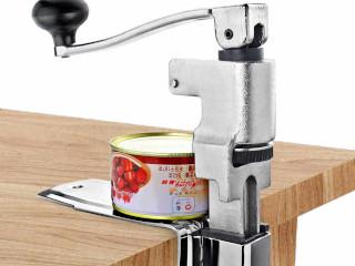 механический консервный нож фото