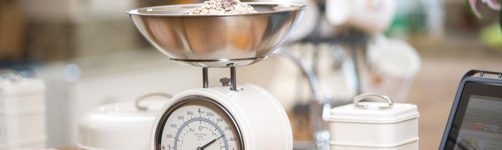 механические кухонные веса фото