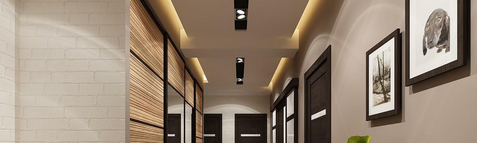 коридор дизайнерский фото