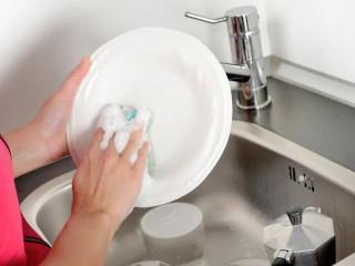 уход за посудой фото
