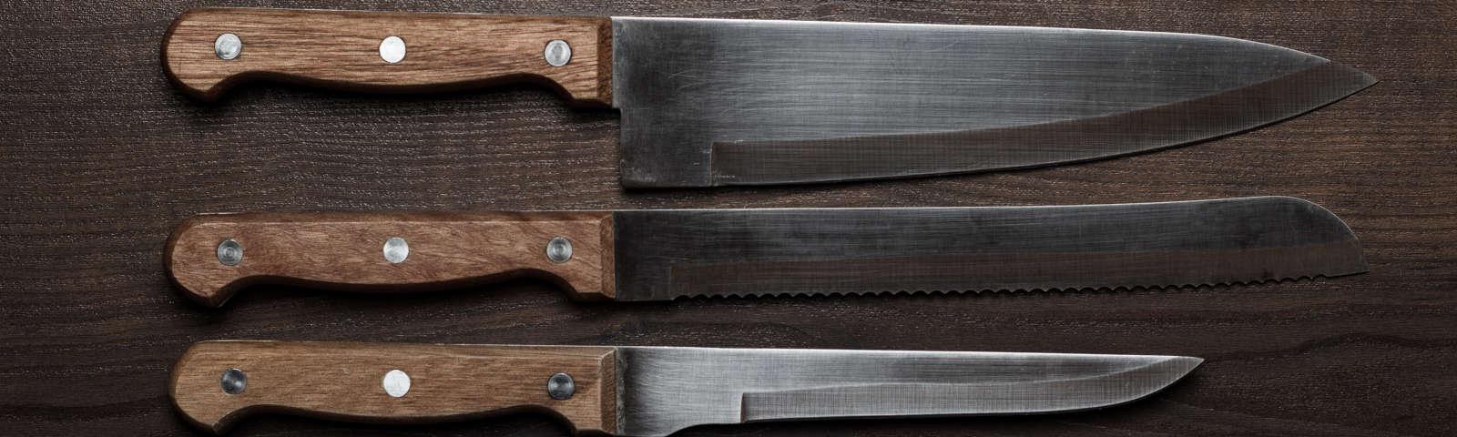 фото кухоных ножей