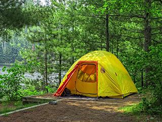 палатка красивая фото