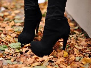 женская обувь для осени фото