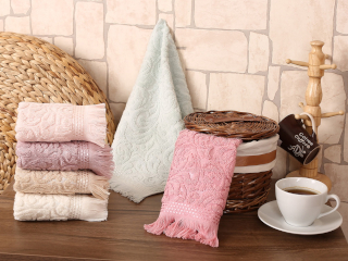 бамбуковые полотенца фото
