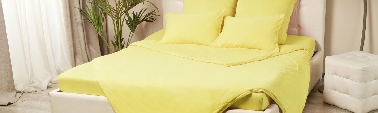 простынь на кровать на резинке фото
