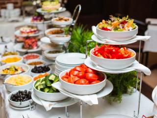 блюда для сервировки фото