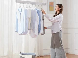 электрическая сушилка для одежды фото