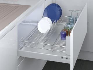сушка для посуды встраиваемая фото
