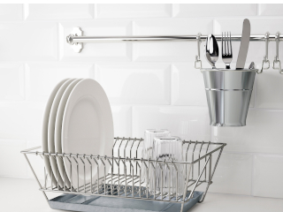 сушка для посуды навесная фото