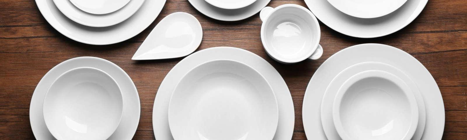 тарелки красивые фото