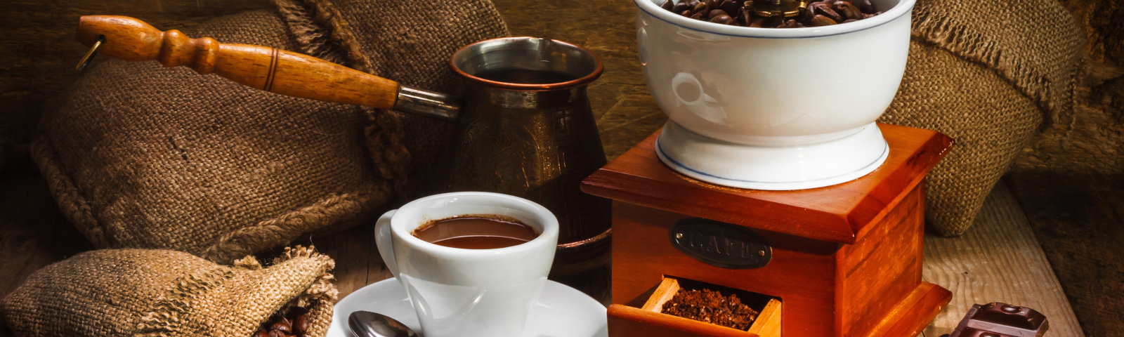 турка для кофе фото
