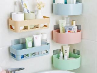 полочки для ванной комнаты фото