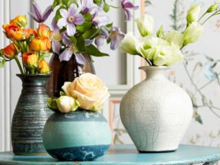 вазы с цветами фото