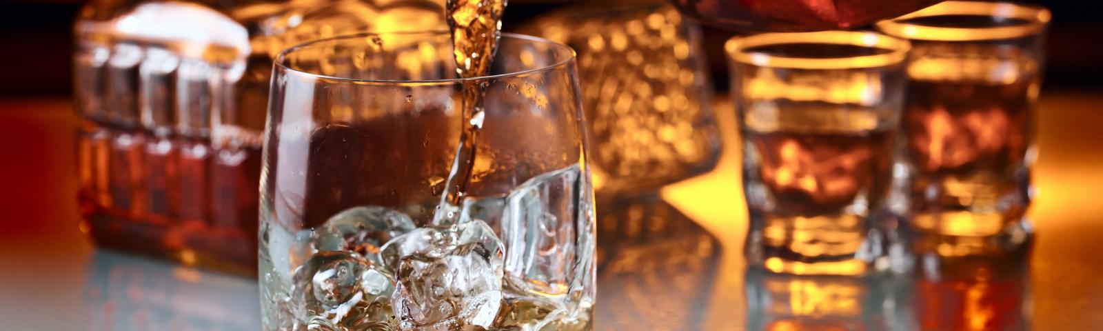 стакани для виски фото