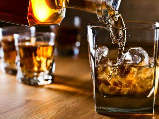 стканы и виски фото