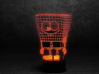 3D лампы фото