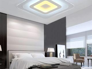 фото светодиодной люстры потолочной