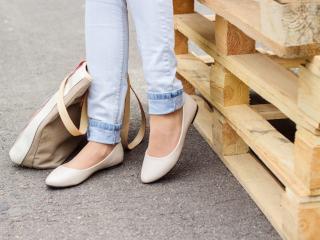 женские балетки фото
